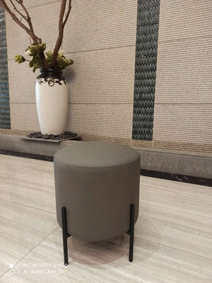 Open image in slideshow, Light Grey - Ottoman
