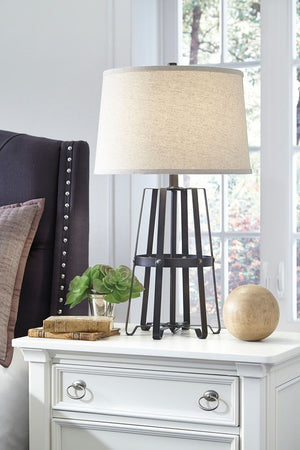 Open image in slideshow, Samiya Table Lamp
