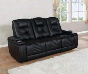 Open image in slideshow, Black - Power2 Sofa