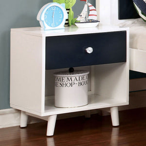 Open image in slideshow, Alivia - Night Stand - White