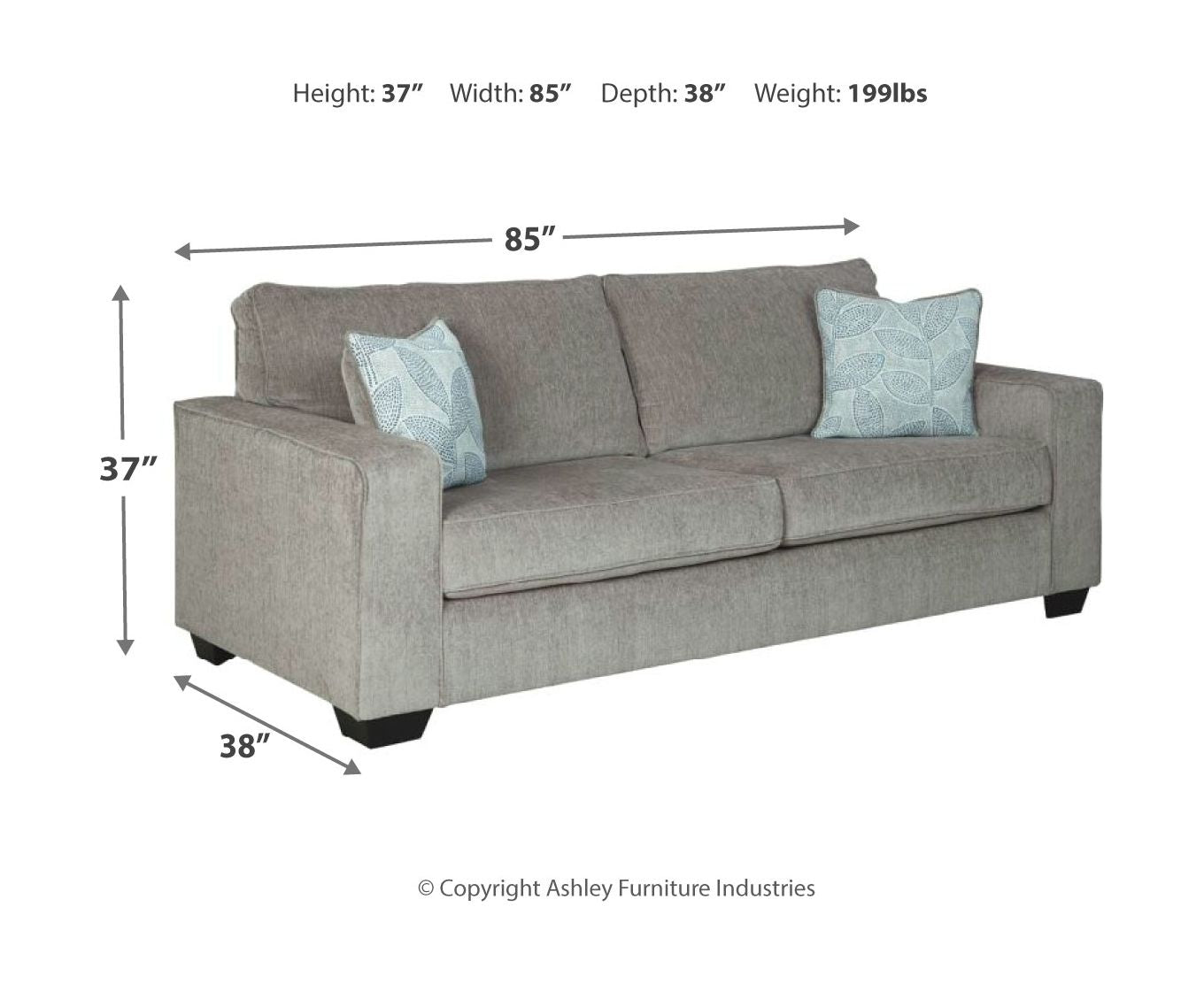 Altari Sofa Sleeper