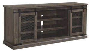 "Open image in slideshow, Danell Ridge 70"" TV Stand"