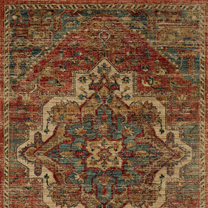 Open image in slideshow, Wilhelm - Area Rug - Spice Rose