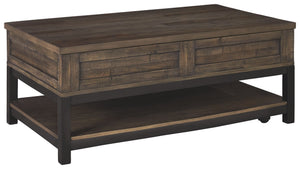 Open image in slideshow, Johurst Coffee Table with Lift Top