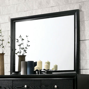Open image in slideshow, Chrissy - Mirror - Black