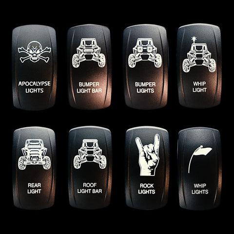 NRP Rocker Switches