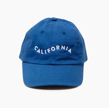 Load image into Gallery viewer, California Cap in Blue