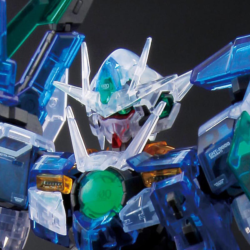 RG - GNT-0000 00 QAN[T] (QUANTA) [Clear Color] The Gundam Base Limited