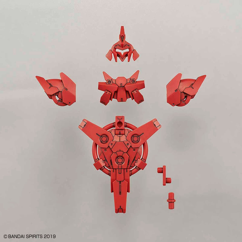 30mm - Option Armor for Commander (Portanova Exclusive / Red)
