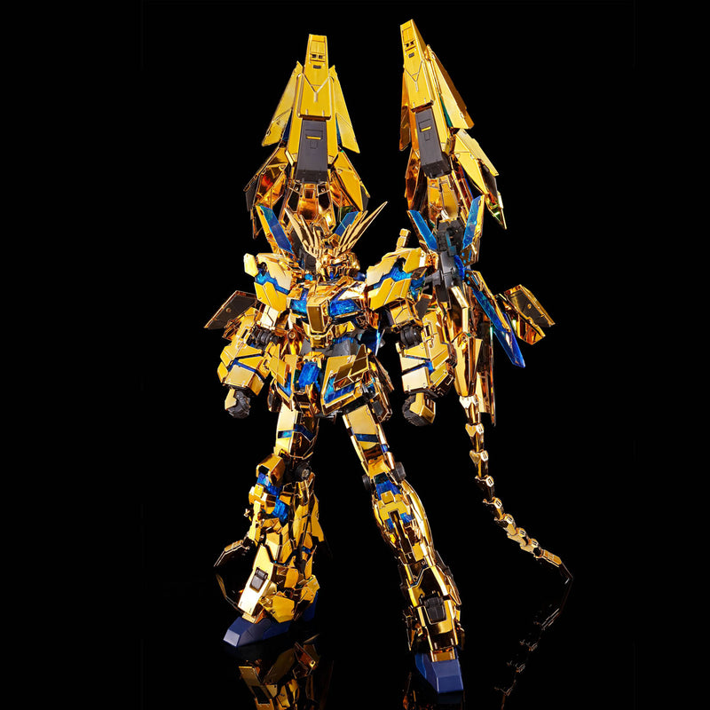 RG - RX-0 Unicorn Gundam 03 Phenex[Narrative Ver.] [GOLD COATING]