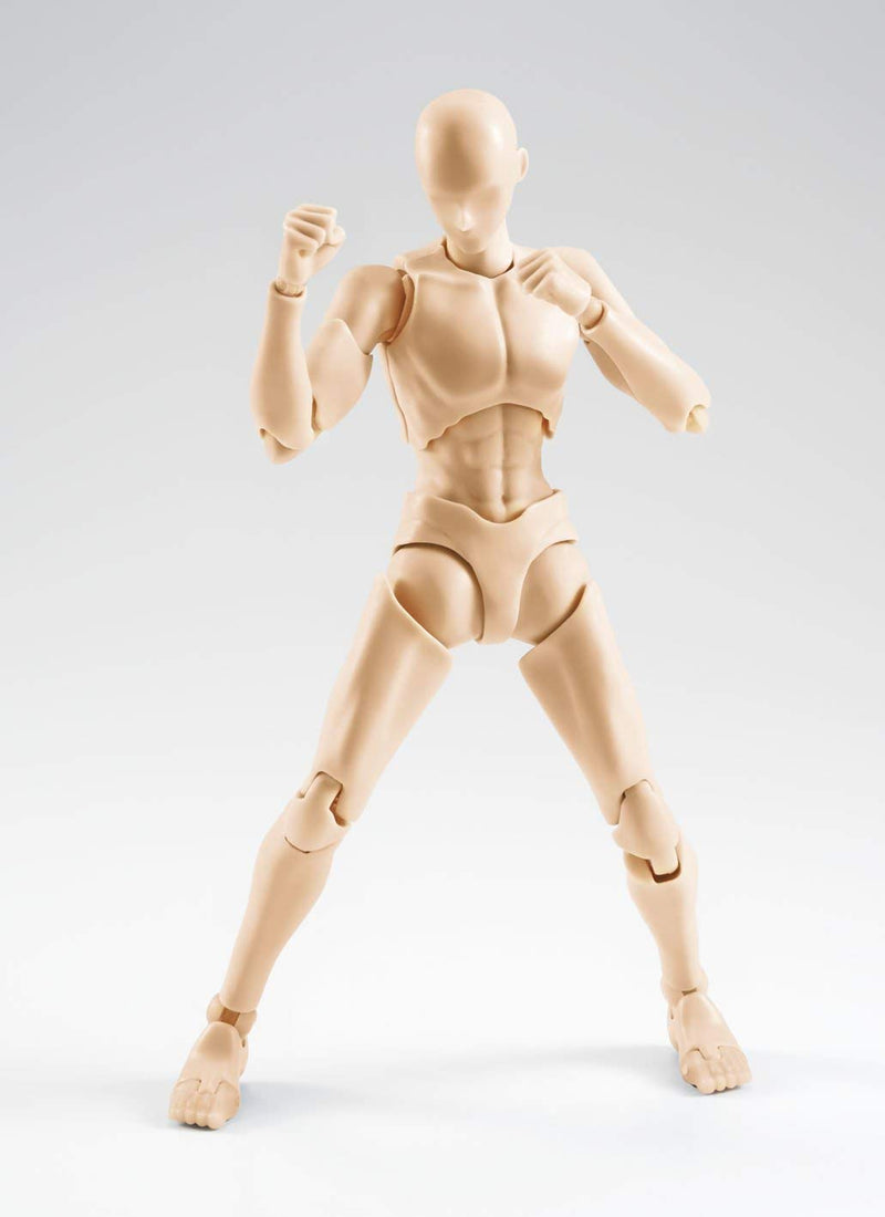 S.H. Figuarts - Body-kun Pale Orange Color Ver.