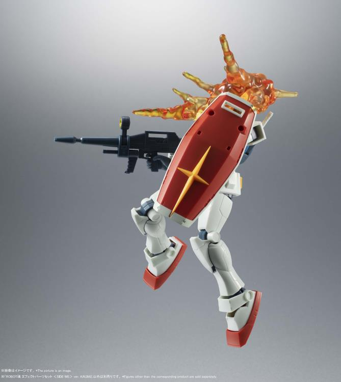 Robot Spirit - SIDE MS - Effect Parts Set ver. A.N.I.M.E.