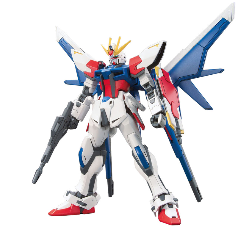 HGBF - GAT-X105B/FP Build Strike Gundam Full Package