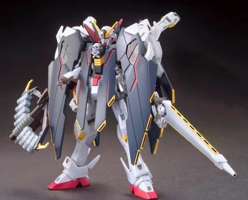 HGBF - XM-X1 Crossbone Gundam X-1 Full Cloth Type.GBFT