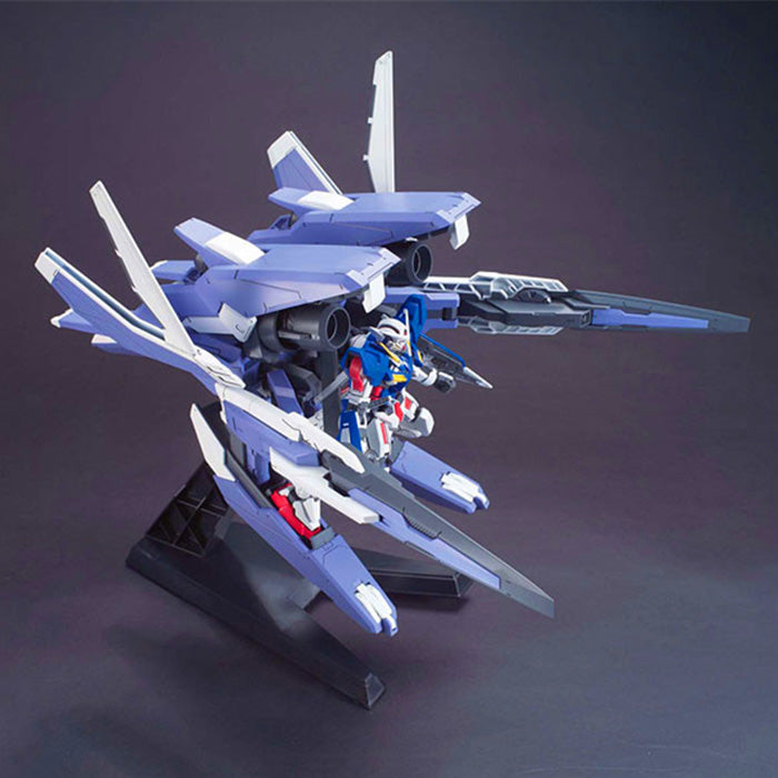 HG00 - GN Arms Type-E + Gundam Exia (Trans-Am Mode)