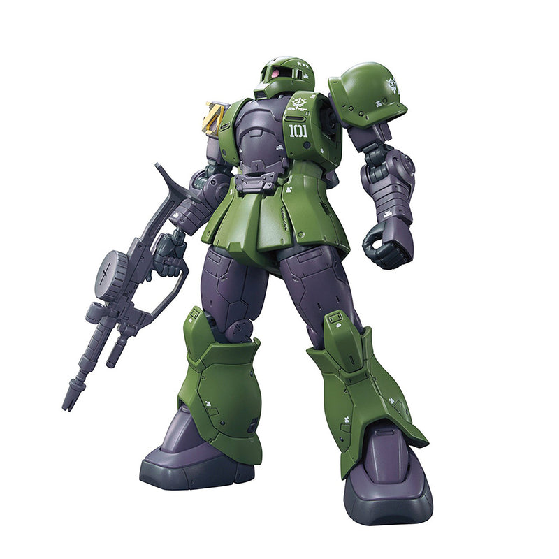 HGUC - MS-05 Zaku I (Denim/Slender Custom) The Origin