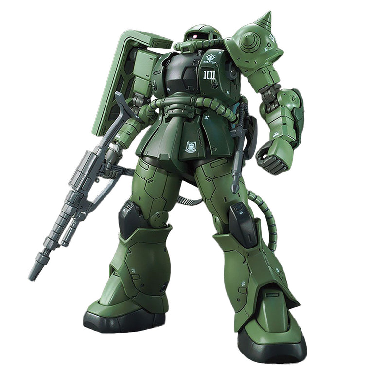 HGUC - MS-06C-6/R6 Zaku II Type C-6/R6 The Origin