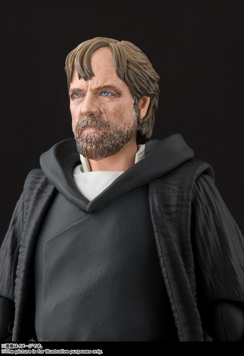 S.H. Figuarts - Star Wars - Luke Skywalker -Battle of Crait Ver.