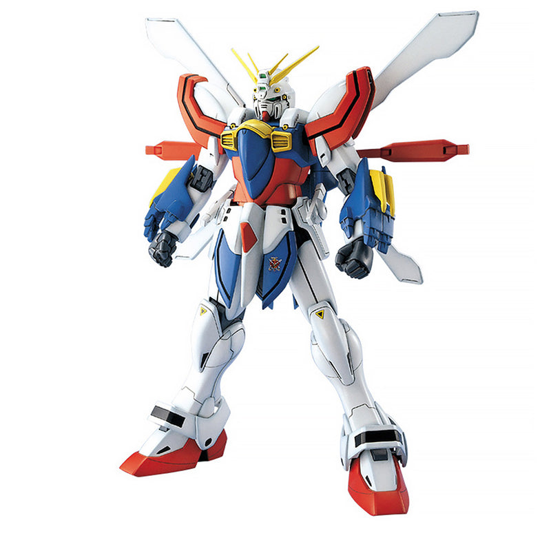 MG - GF13-017NJII God Gundam