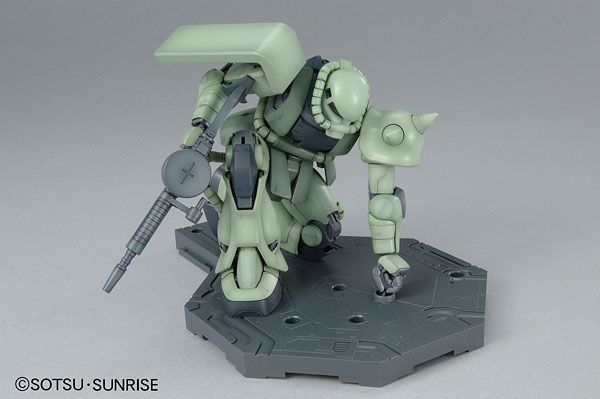MG - MS-06F Zaku II Ver.2.0