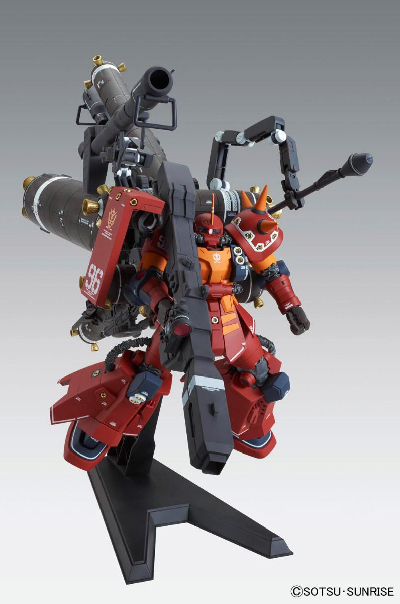 MG - MS-06R Zaku II High Mobility Type Psycho Zaku Ver.Ka
