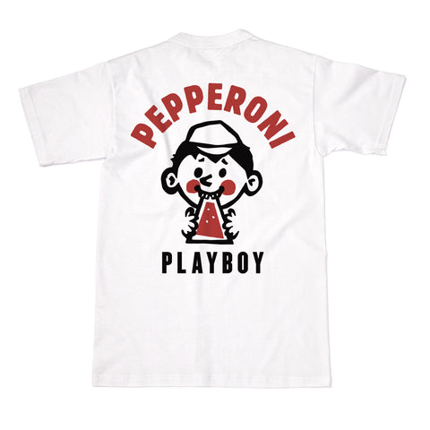 Pepperoni Playboy - Short Sleeve T-Shirt