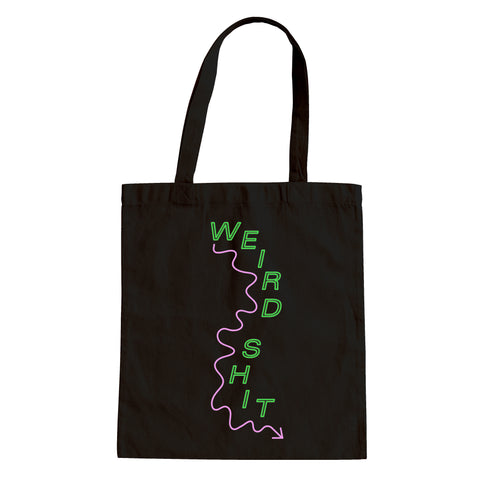 Weird - Tote Bag