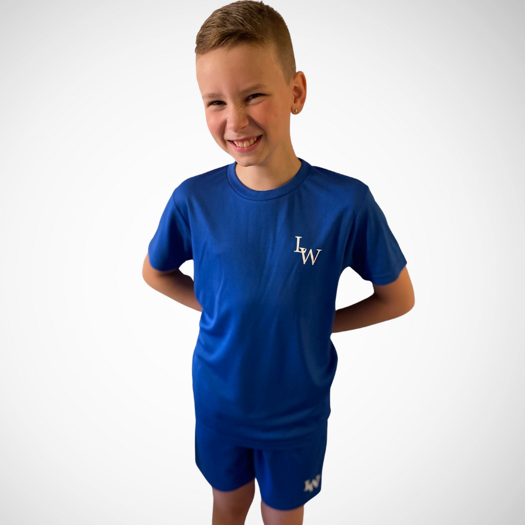 Boys Personalised Initial T-shirt