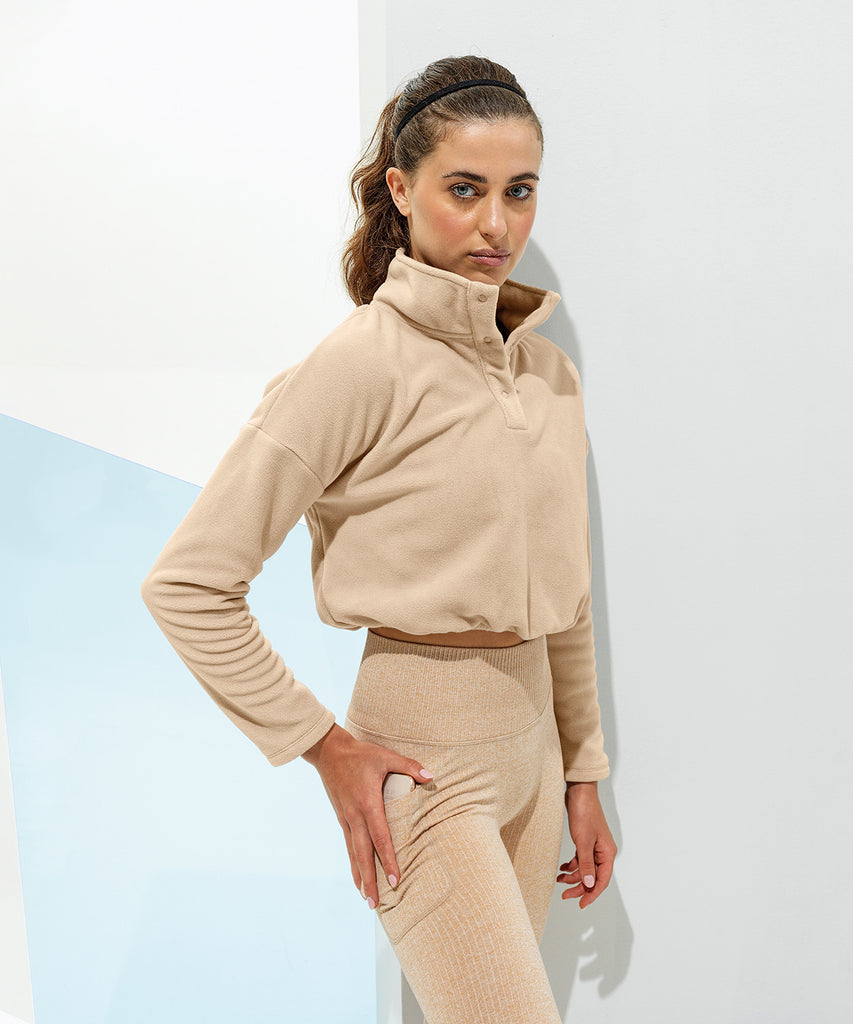 Empower Cropped Fleece