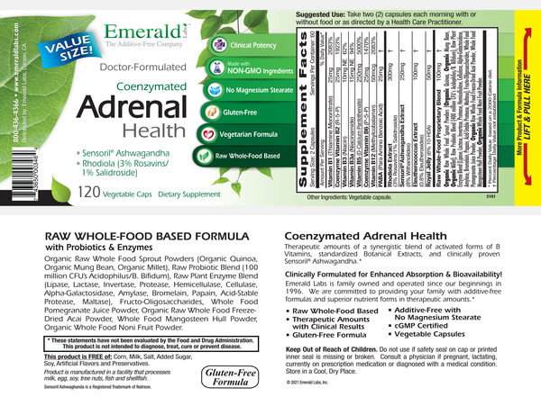 Adrenal Health (120)