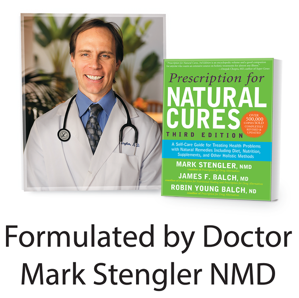 Emerald Doctor Mark Stengler