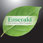 Emerald Labs Leaf Logo