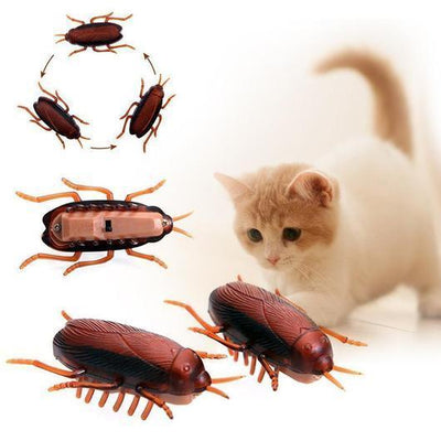 Lifelike Robot Bug Toy