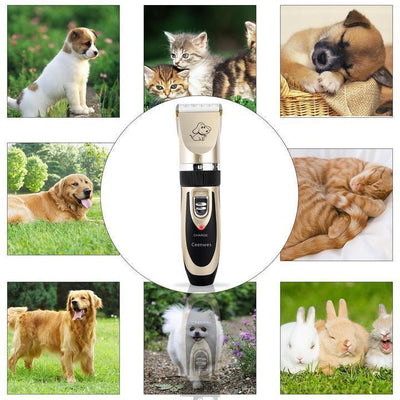 Low noise pet hair clipper (30%OFF Today)
