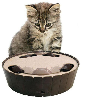 Interactive Mouse Chaser Cat Toy
