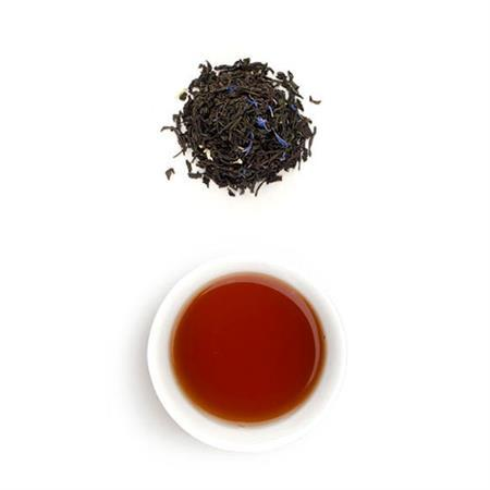Earl Grey with Blue Flower Tea