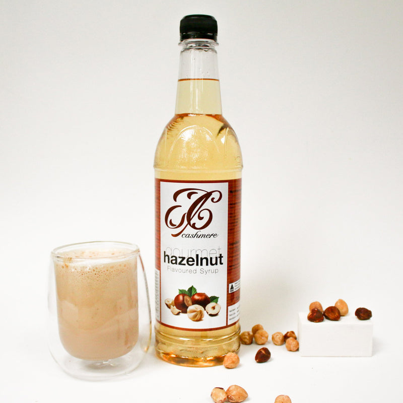 Hazelnut Syrup - 750ml