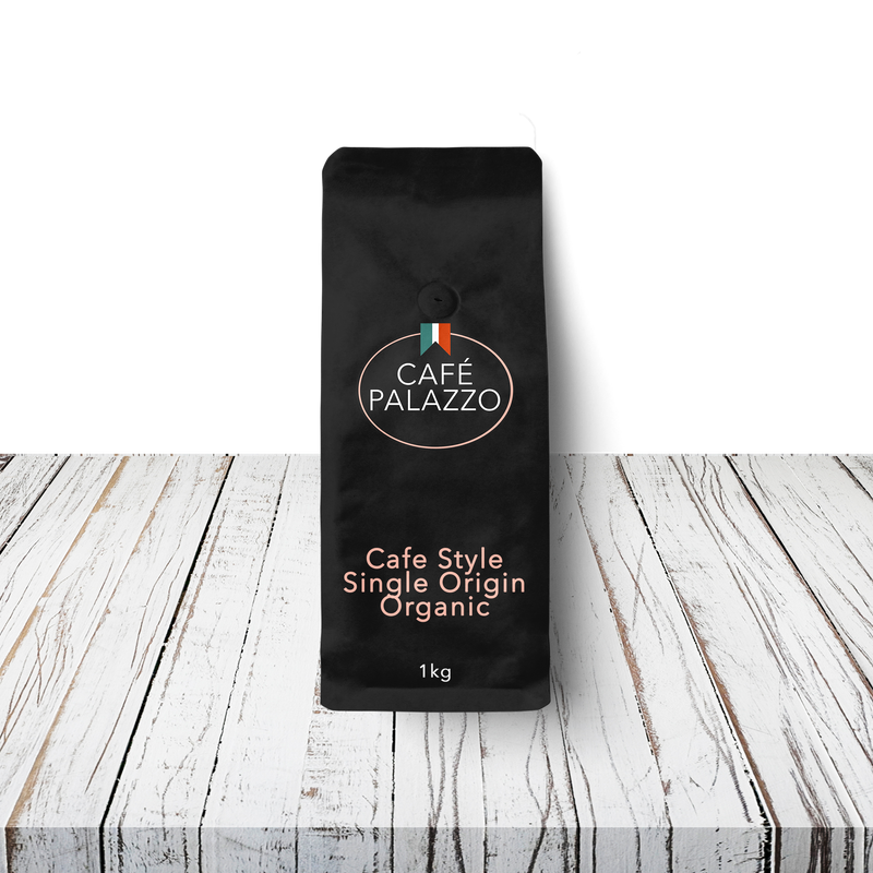 Café Palazzo Café Style Organic Single Origin