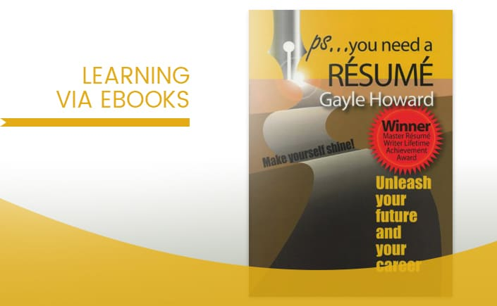PS... You Need a Resume (ebook)