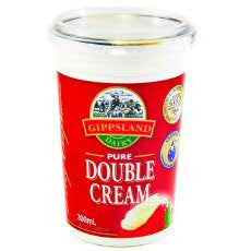 Double Cream (300ml) Gippsland