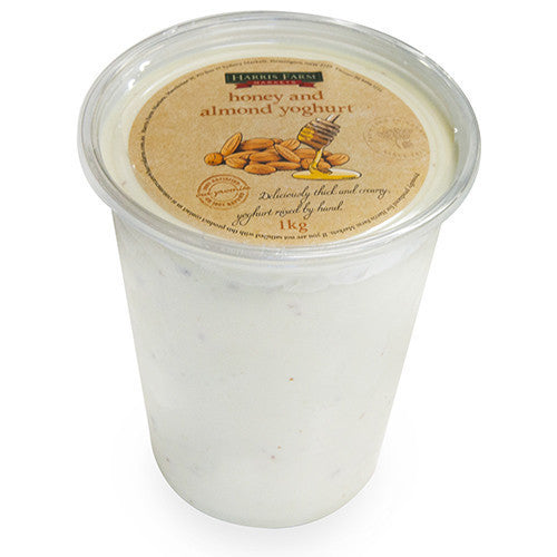 Yoghurt - Honey Almond (1kg) Harris Farm