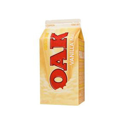 Oak - Vanilla Malt (600ml) Milk