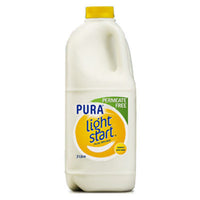 Milk - Light Start (2L) Pura