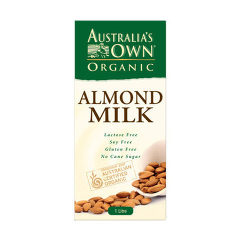 Almond Milk - Organic (1L) Australia's Own
