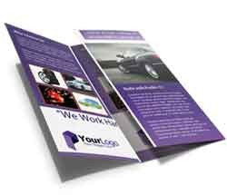 8.5 x 11 Full Color Brochures
