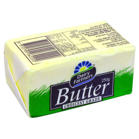 Butter (250g) Dairy Farmers