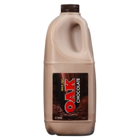 Oak - Chocolate (2L) Milk