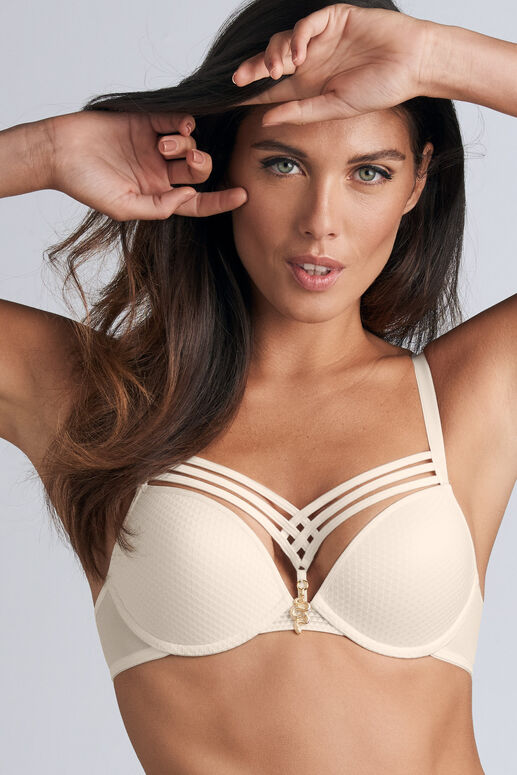 Marlies Dekkers Egyptian push-up bh ivoor