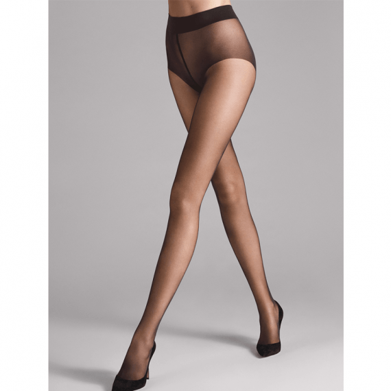 Wolford panty Pure 10 nearly black