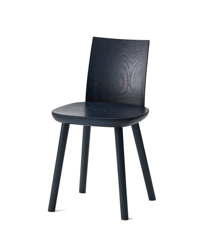 Blest Chair in Indigo